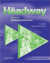 New Headway Beginner. Workbook (без відповідей) - фото обкладинки книги