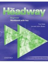 New Headway Beginner. Workbook (з відповідями) - фото обкладинки книги