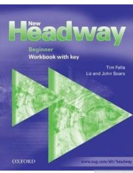 New Headway Beginner. Workbook (з відповідями) - фото книги