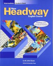 New Headway: Intermediate: Student's Book - фото обкладинки книги