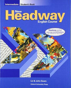New Headway: Intermediate: Student's Book - фото книги