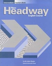 New Headway: Intermediate: Teacher's Book (including Tests) - фото обкладинки книги