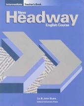 New Headway: Intermediate: Teacher's Book (including Tests) - фото обкладинки книги