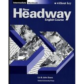 New Headway: Intermediate: Workbook (without Key) - фото обкладинки книги