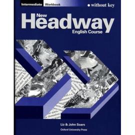 New Headway: Intermediate: Workbook (without Key) - фото книги