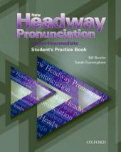 New Headway Pronunciation Upper-Intermediate. Student's Practice Book - фото обкладинки книги
