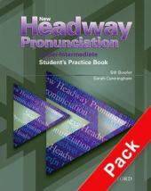 New Headway Pronunciation Upper-Intermediate. Student's Practice Book + CD - фото обкладинки книги