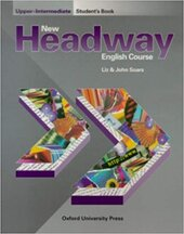 New Headway: Upper-Intermediate: Student's Book - фото обкладинки книги