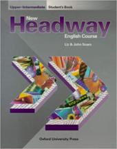 New Headway: Upper-Intermediate: Student's Book - фото обкладинки книги