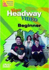 New Headway Video Beginner. DVD (відеодиск) - фото обкладинки книги