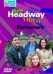 New Headway Video Elementary. DVD (відеодиск) - фото обкладинки книги