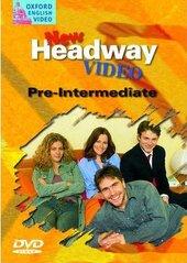 New Headway Video Pre-Intermediate. DVD (відеодиск) - фото обкладинки книги