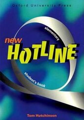 New Hotline Elementary. Student's Book - фото обкладинки книги