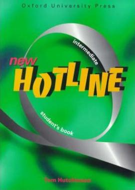 New Hotline Intermediate. Student's Book - фото книги