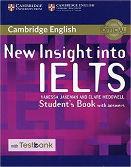 New Insight into IELTS Student's Book with Answers with Testbank - фото книги