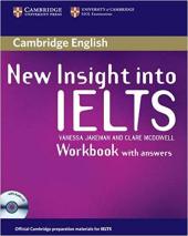 New Insight into IELTS Workbook Pack - фото обкладинки книги