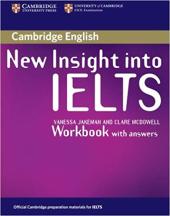 New Insight into IELTS Workbook with Answers - фото обкладинки книги