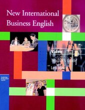 New International Business English Video PAL: VHS PAL Version - фото обкладинки книги
