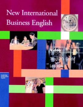 New International Business English Video PAL: VHS PAL Version - фото книги