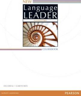 New Language Leader 2 Edition Elementary Coursebook (підручник) - фото книги