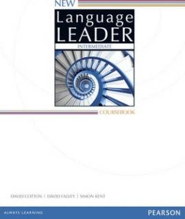 New Language Leader 2 Edition Intermediate Coursebook (підручник) - фото книги