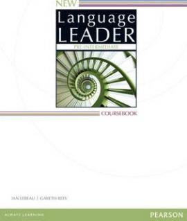 New Language Leader 2 Edition Pre-Intermediate Coursebook (підручник) - фото книги