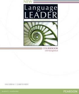 New Language Leader 2 Edition Pre-Intermediate Coursebook with MyEnglishLab Pack (підручник) - фото книги
