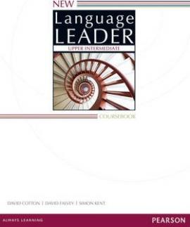 New Language Leader 2 Edition Upper-Intermediate Coursebook (підручник) - фото книги