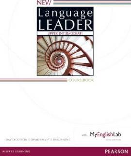New Language Leader 2 Edition Upper-Intermediate Coursebook with MyEnglishLab Pack (підручник) - фото книги