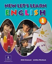 New Let's Learn English 1. Pupils' Book - фото обкладинки книги