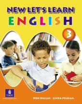 New Let's Learn English 3. Pupils' Book - фото обкладинки книги
