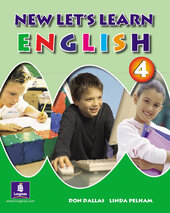 New Let's Learn English 4. Pupils' Book - фото обкладинки книги