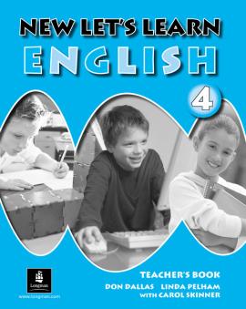 New Let's Learn English 4. Teacher's Book - фото книги