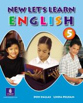 New Let's Learn English 5. Pupils' Book - фото обкладинки книги