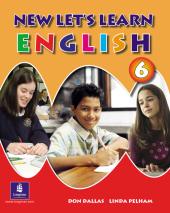 New Let's Learn English 6. Pupils' Book - фото обкладинки книги