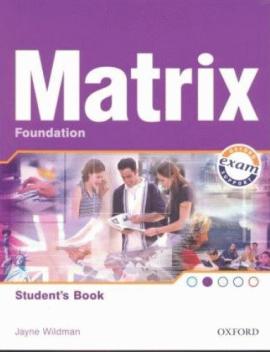 New Matrix Foundation. Students Book - фото книги