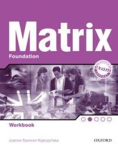 New Matrix Foundation. Woorkbook - фото обкладинки книги