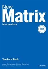 New Matrix Intermediate. Teacher's Book - фото обкладинки книги