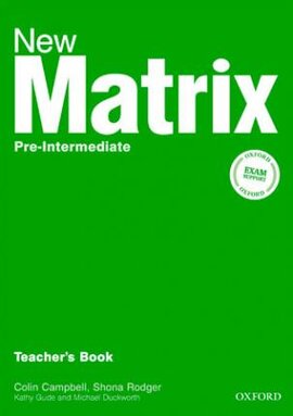New Matrix Pre-Intermediate. Teacher's Book - фото книги