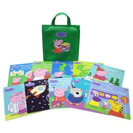 New Peppa Pig Collection - 10 Books - фото книги