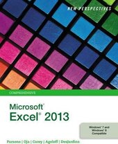 New Perspectives on Microsoft (R) Excel (R) 2013, Comprehensive Enhanced Edition - фото обкладинки книги