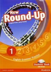 New Round-Up 1 Student Book + CD(підручник) - фото обкладинки книги