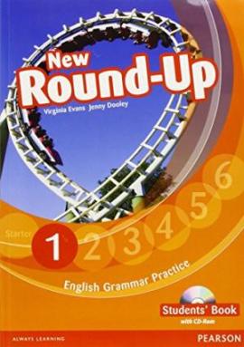 New Round-Up 1 Student Book + CD(підручник) - фото книги
