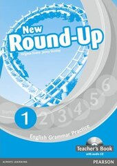 New Round-Up 1Teacher's Book + CD (книга вчителя) - фото обкладинки книги