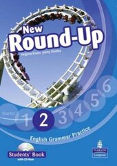 New Round-Up 2 Student Book + CD(підручник) - фото обкладинки книги