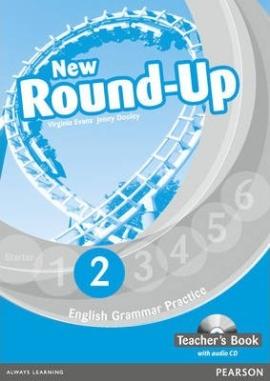 New Round-Up 2 Teacher's Book  + CD (книга вчителя) - фото книги