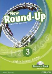 New Round-Up 3 Student Book + CD(підручник) - фото обкладинки книги