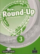 New Round-Up 3 Teacher's Book  + CD (книга вчителя) - фото обкладинки книги