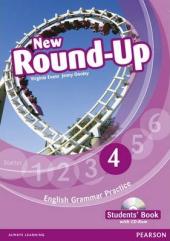 New Round-Up 4 Student Book + CD(підручник) - фото обкладинки книги