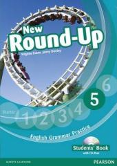 New Round-Up 5 Student Book + CD(підручник) - фото обкладинки книги
